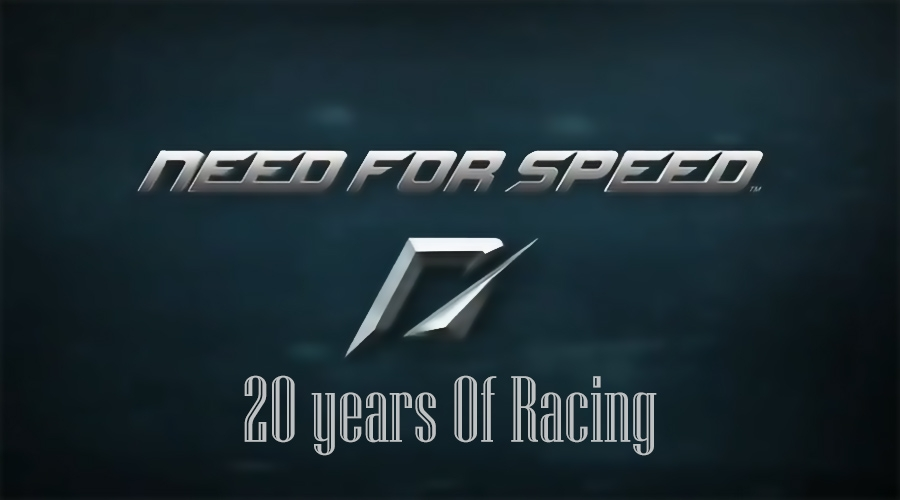 Need for speed 20 χρόνια αγώνων