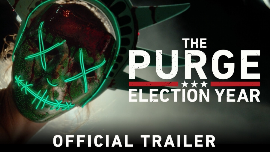 The Purge: Election Year:επιστρέφει!!(trailer)