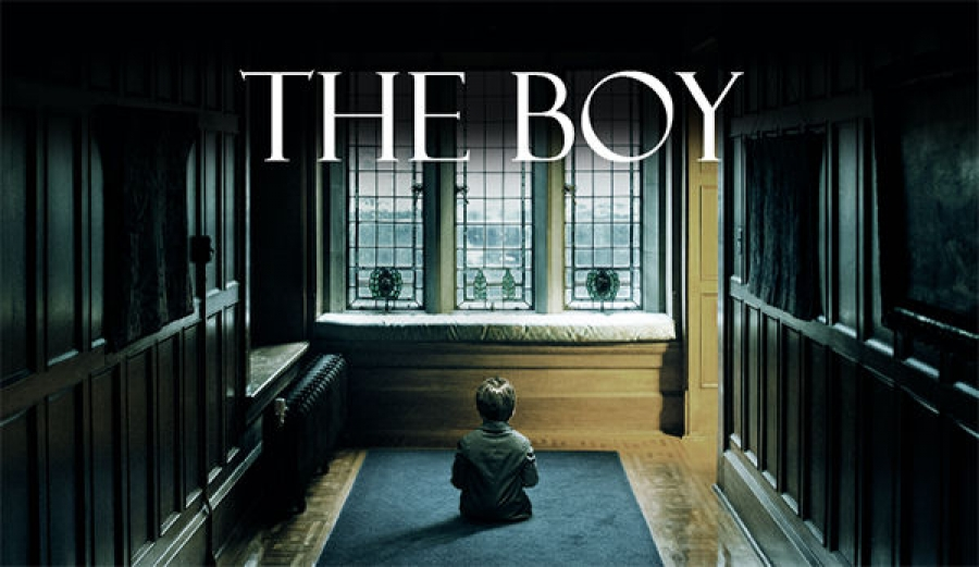 """The boy"" 2016 (trailer)"